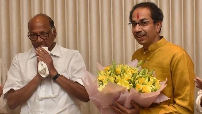 Memoirs of a changing political fabric as Uddhav Thackrey becomes MaharashtraCM